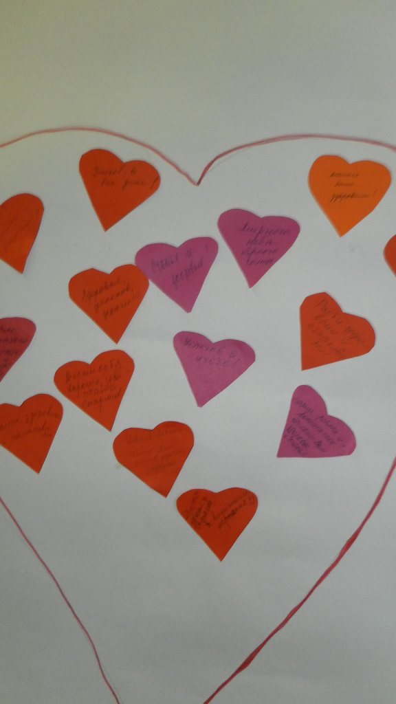 Сердце. группа 10