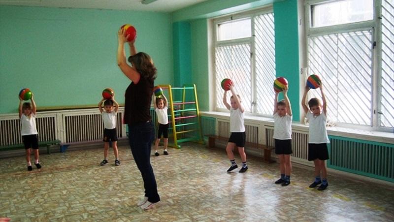 Гимнастика с Григорьевой Оксаной Владимировной