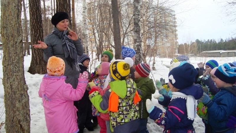 Игры на прогулке - Батуркина Надежда Ефимовна