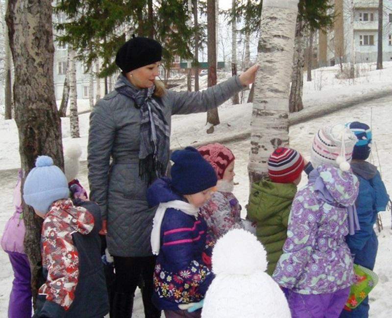 Экскурсия в лесную зону с Батуркиной Надеждой Ефимовной